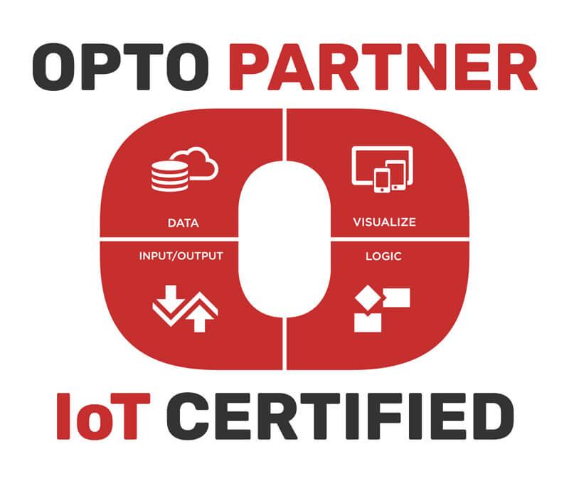 Opto22 IoT Certified Partner