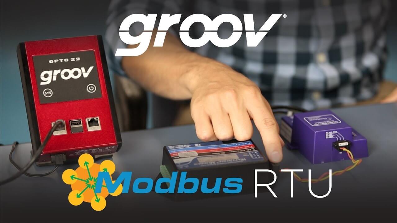 Modbus Communication & Gateway - RTU & TCP Modbus