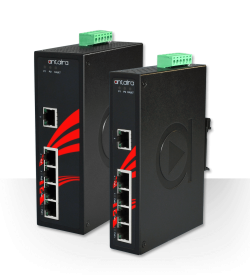 Unmanged PoE Switches